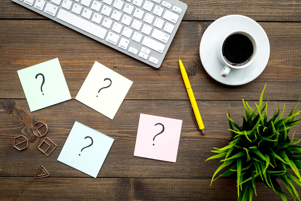 Question marks — What questions should a recruiter ask before hiring a developer?